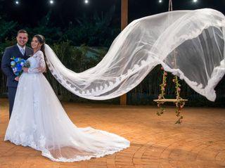 O casamento de Rayane e Thales