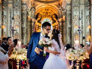 O casamento de Mariane e Anderson