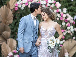 O casamento de Mateus e Victoria