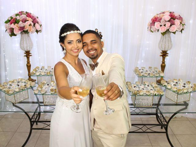 O casamento de Raissa e Mateus