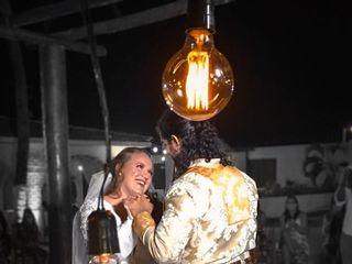 O casamento de Camila Alfaya e Rafael dos Anjos 1