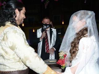 O casamento de Camila Alfaya e Rafael dos Anjos 2