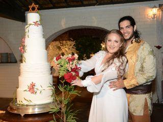 O casamento de Camila Alfaya e Rafael dos Anjos