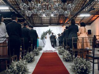 O casamento de Paula e Lucas 3