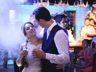 O casamento de Joyce e Guedes