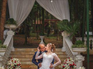 O casamento de Renata e Patriciano
