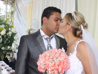 O casamento de Karen e Philippe