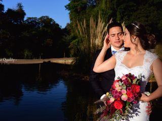 O casamento de Antonio Rodrigo e Cláudia