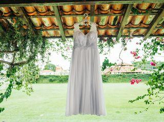 O casamento de Vivian e Iury 3