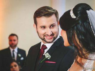 O casamento de Daniele e Rafael 3
