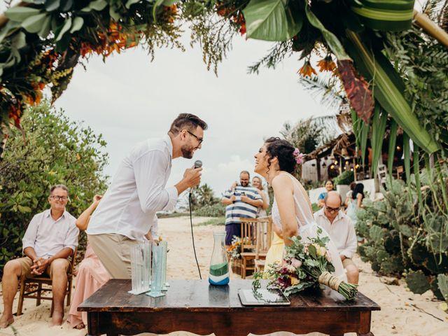 O casamento de Érica e Henrique