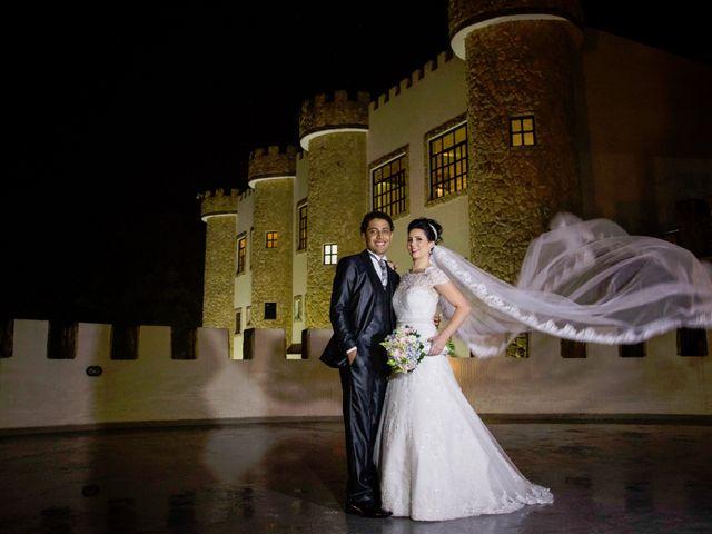 O casamento de Camilla e Gustavo