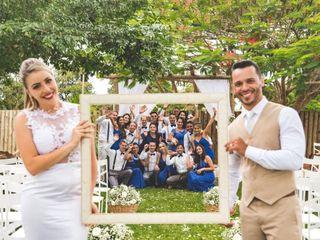 O casamento de Gilvania e Yury 2