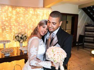 O casamento de Cássia e Renato
