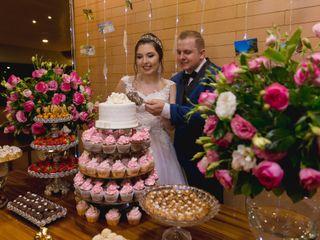 O casamento de Ruana e Alisson