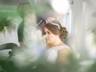 O casamento de Samara  e Rodrigo 1