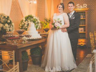 O casamento de Samara  e Rodrigo