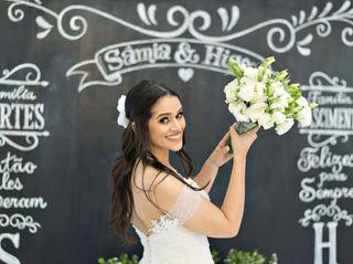 O casamento de Samia e Higo 2