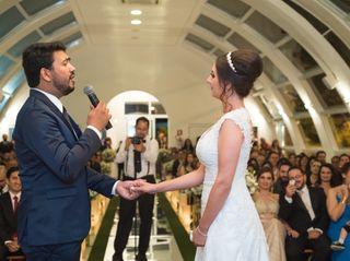 O casamento de Marília e Thiago