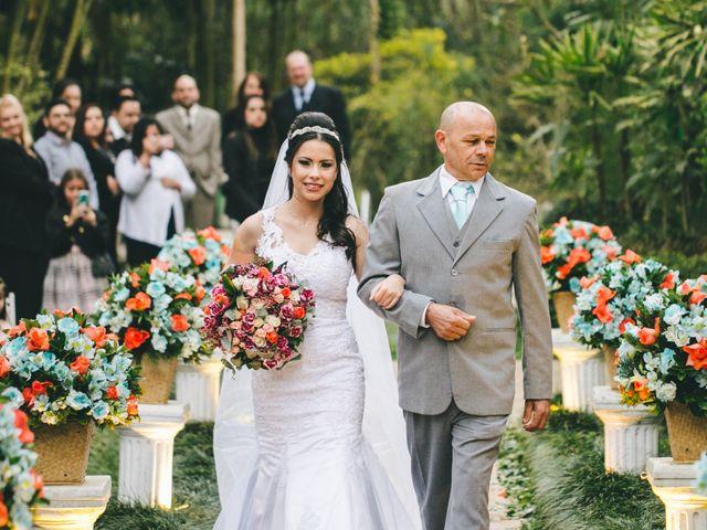 O casamento de Valdeene e Anderson