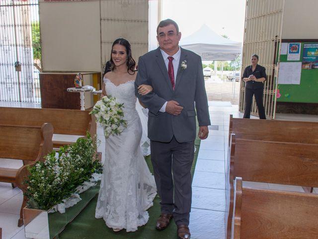 O casamento de Higo e Samia em Campo Maior, Piauí 16