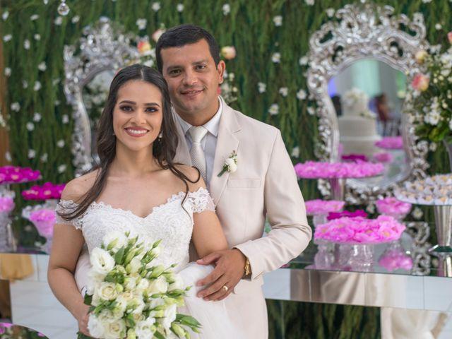 O casamento de Samia e Higo