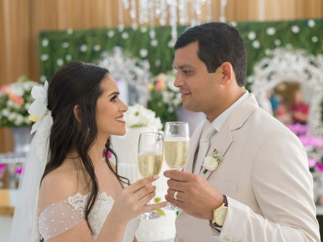 O casamento de Higo e Samia em Campo Maior, Piauí 1