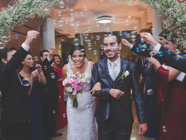 O casamento de Deborah e Anderson