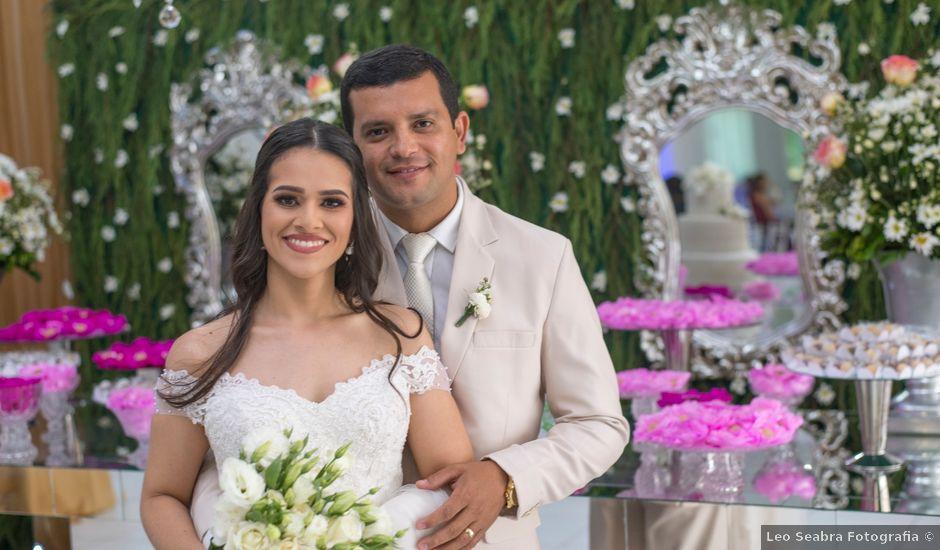 O casamento de Higo e Samia em Campo Maior, Piauí