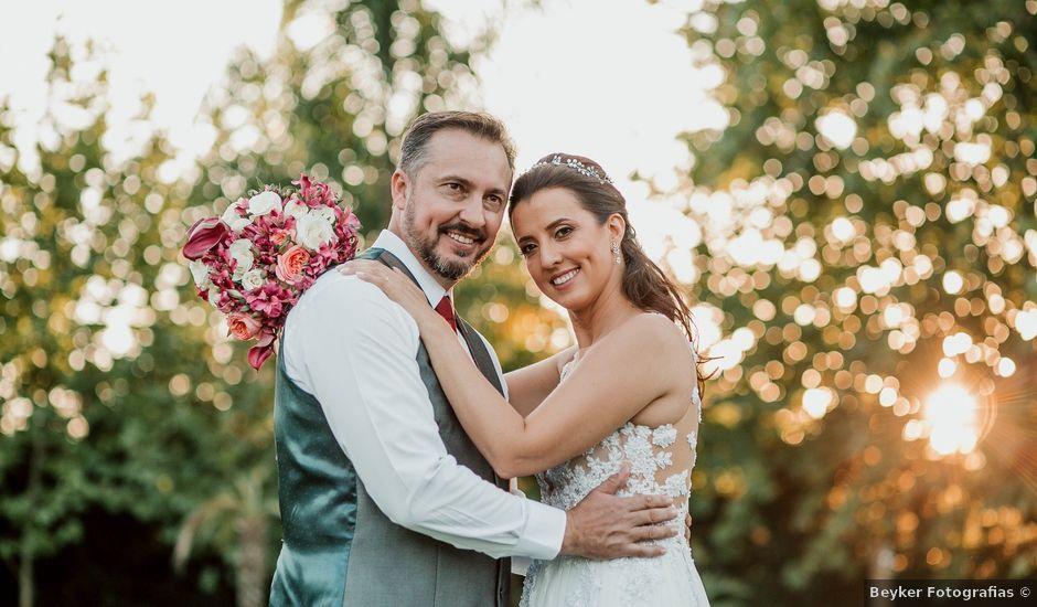 O casamento de Marcelo e Vanessa em Curitiba, Paraná