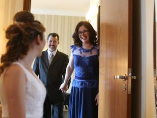O casamento de Bia e Juka 1