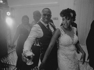 O casamento de Janaina e Wesley