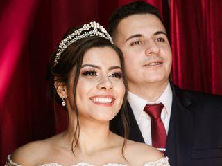 O casamento de Juliana e Italo