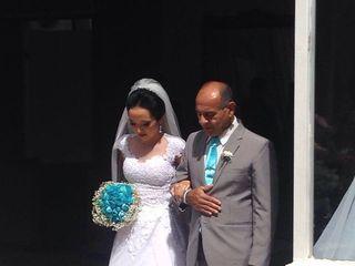 O casamento de Liege e Douglas 1