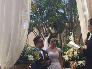 O casamento de Liege e Douglas 2