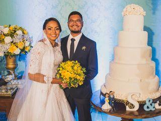 O casamento de Suiane e Junior