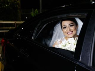 O casamento de Roberta e Fábio 2