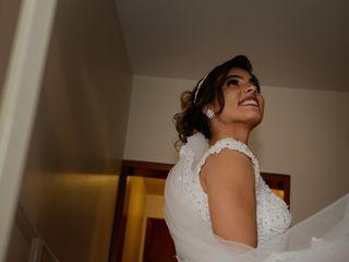 O casamento de Viviane e Tiago 1