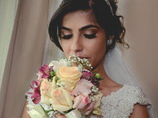 O casamento de Viviane e Tiago 2