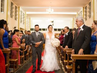 O casamento de Marcela e Wellington 1