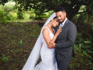 O casamento de Marcela e Wellington