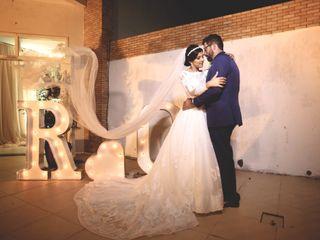 O casamento de Raphael e Carla