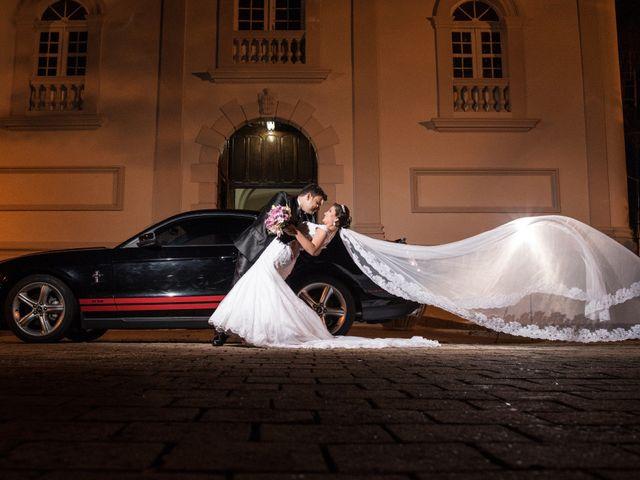 O casamento de Tais e Marcelo
