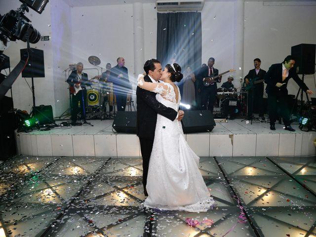 O casamento de Roberta e Fábio