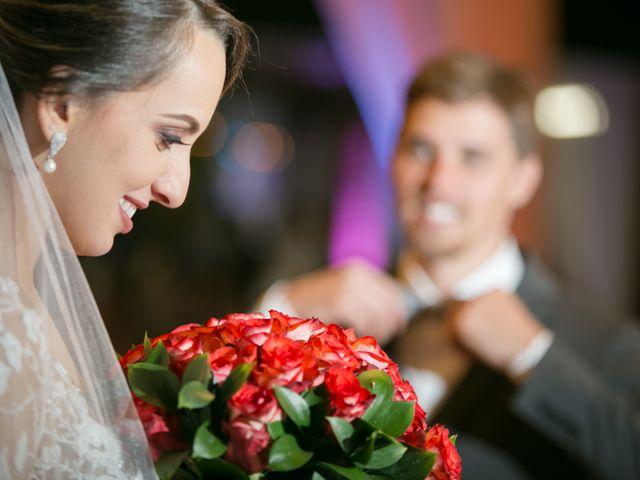 O casamento de Lorena e André