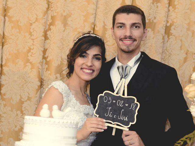 O casamento de Viviane e Tiago