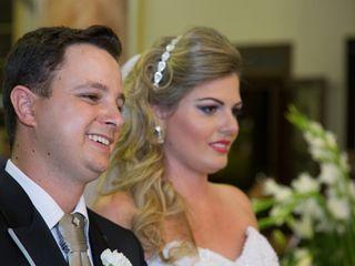 O casamento de Larissa e Cristiano 2
