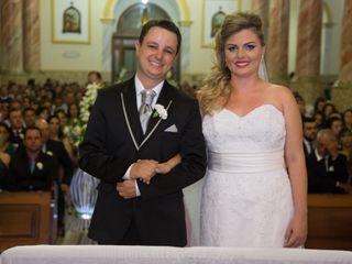 O casamento de Larissa e Cristiano 3