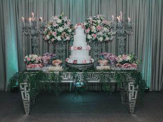 O casamento de Elaine e Lusielson 1