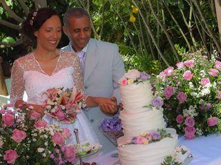 O casamento de Taty e Luiz